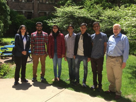 IISER Students at U-M